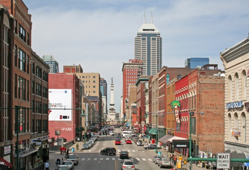 Indianapolis Urban Tour Guide UrbanOut - 10 things to see and do in indianapolis